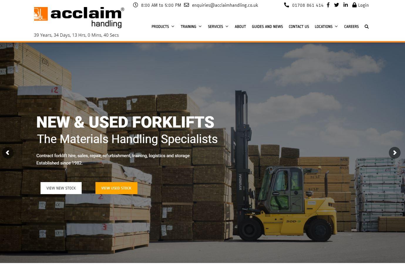 Websites, Engineering & Sales