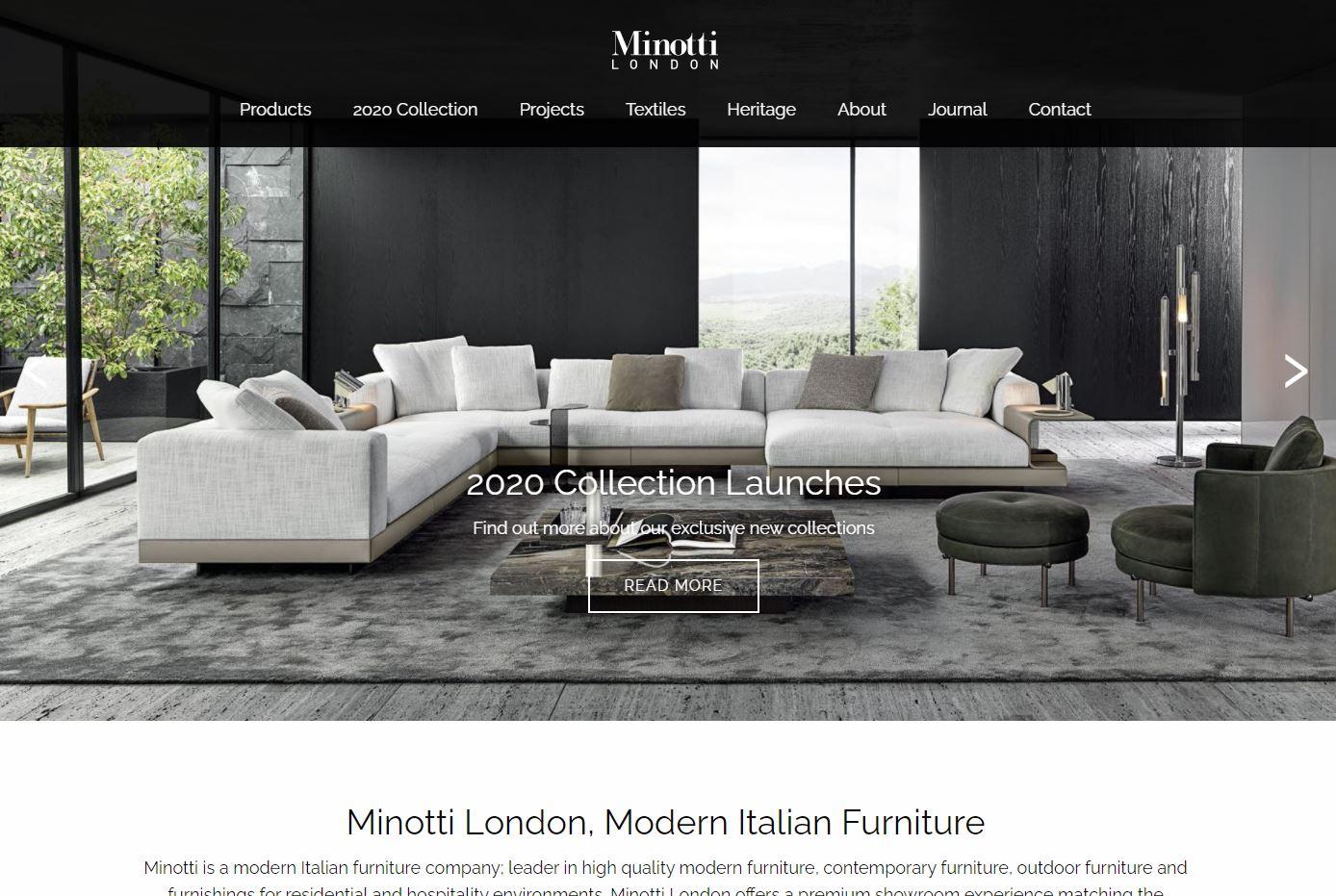 Website, Corporate